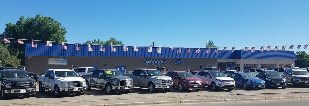 Cook Ford: 801 W Victory Way, Craig, CO