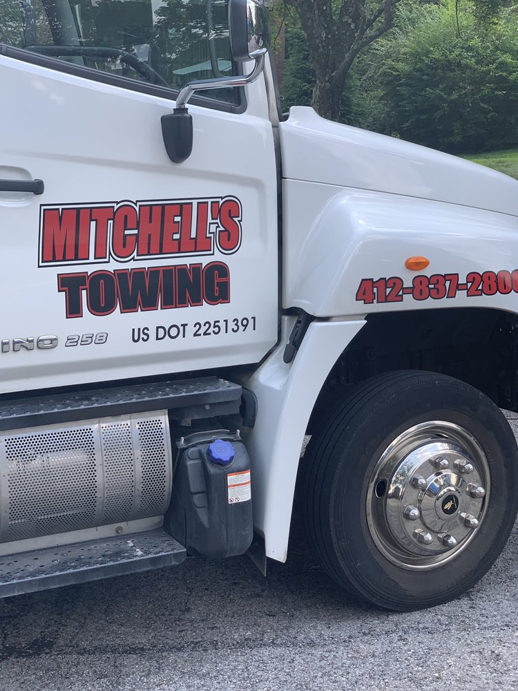 Towing business in Franklin Park, PA