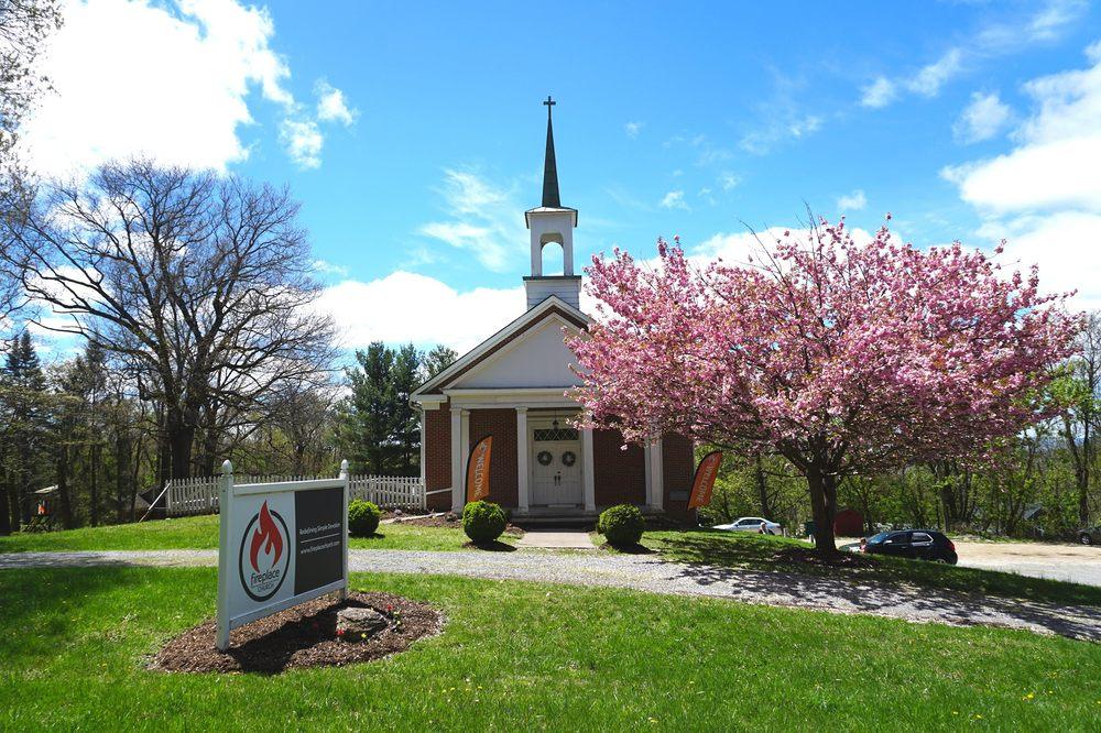 Fireplace Church: 416 Allegheny St, Blacksburg, VA