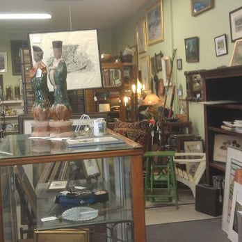 Deerfield antique mall