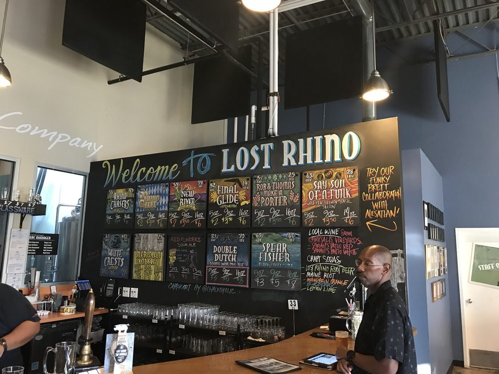 Lost Rhino Brewing Company: 21730 Red Rum Dr, Ashburn, VA