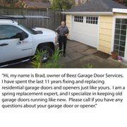... Photo Of Beez Garage Door Services   Gresham, OR, United States ...