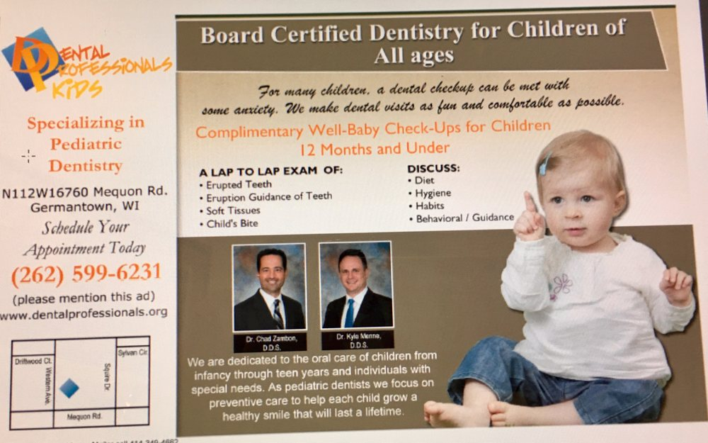 Dental Professionals: N112 W 16760 Mequon Rd, Germantown, WI
