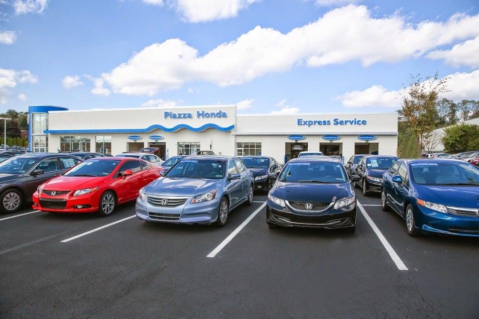 Piazza honda of springfield 39 reviews dealerships for Honda dealer springfield