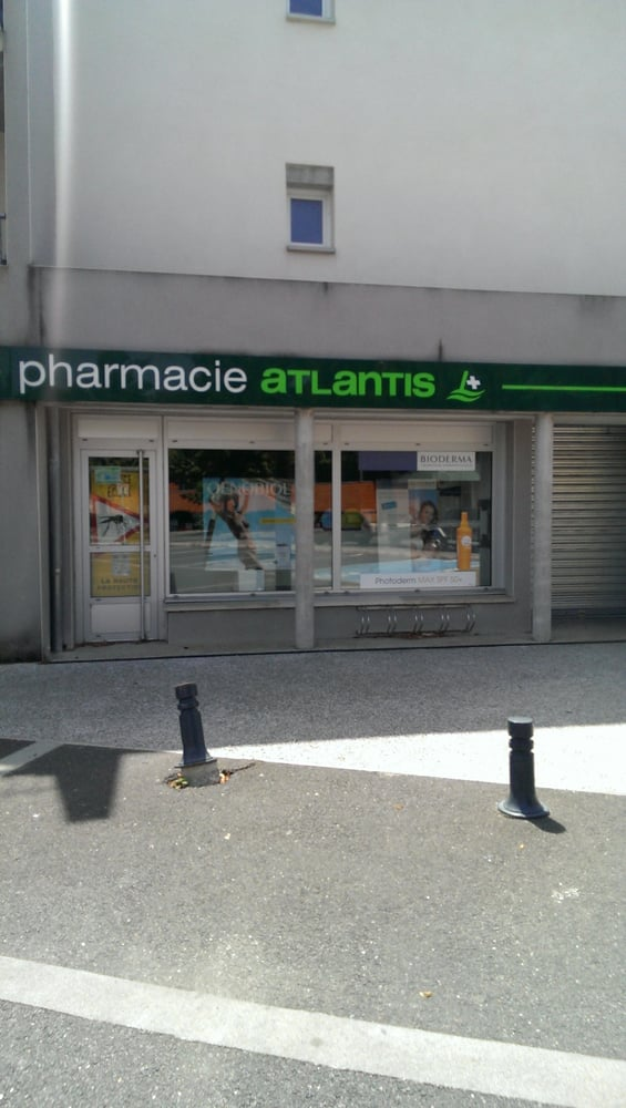 Pharmacie atlantis pharmacie 2 ave de la verrerie for Atlantis piscine albi