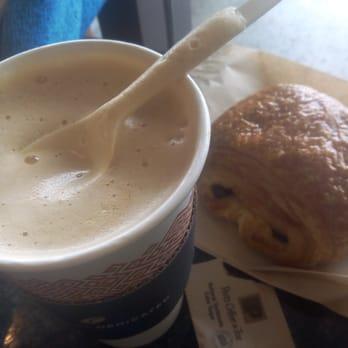 Photo Of Peetu0027s Coffee   La Jolla, CA, United States. Foamy Cafe Au