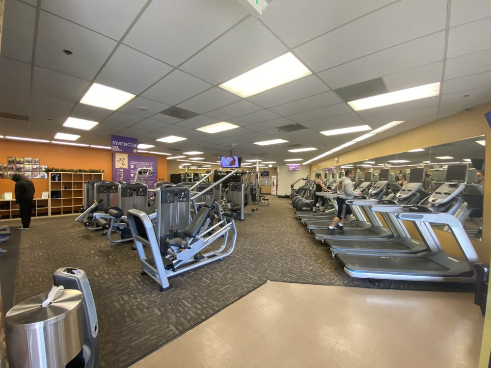 Anytime Fitness: 17547 Vierra Canyon Rd, Prunedale, CA