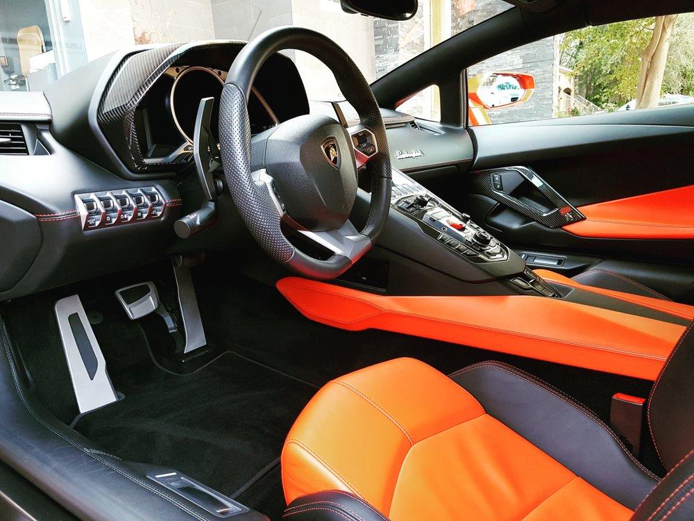 Lamborghini Aventador Interior Yelp