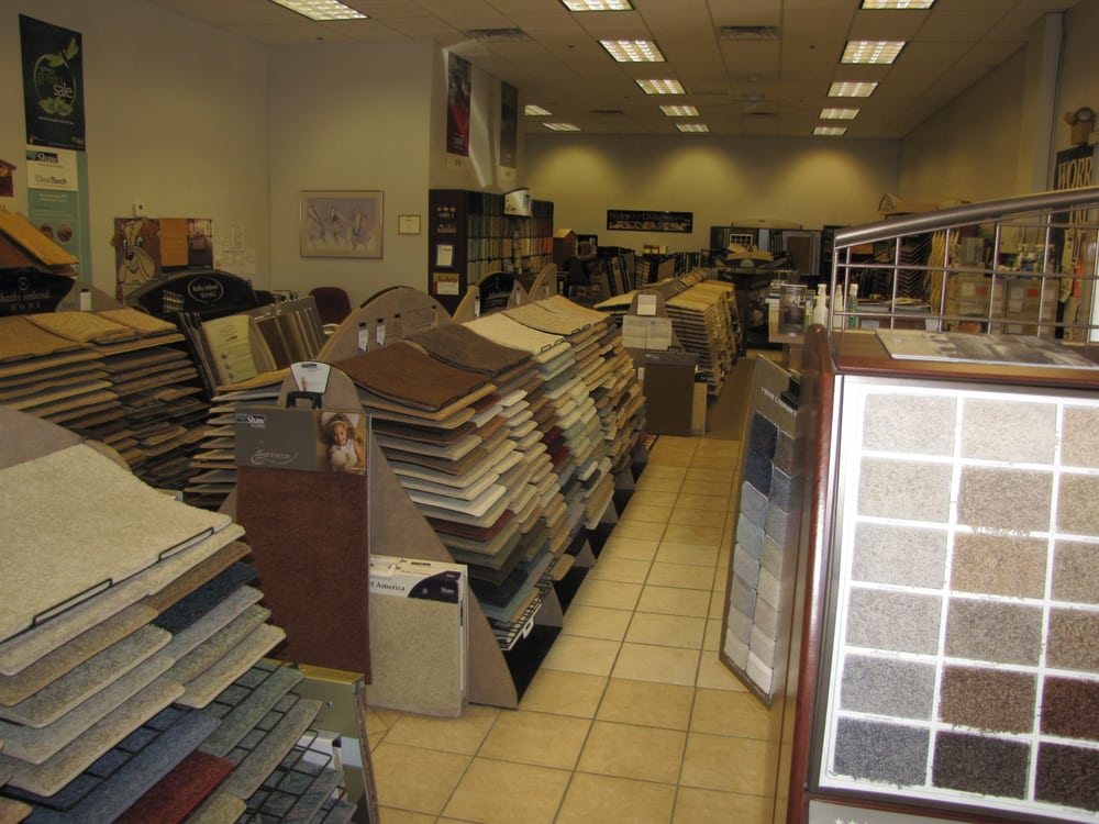 Full showroom yelp for Floor covering suppliers