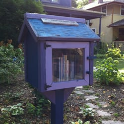 Photo Of Little Free Library