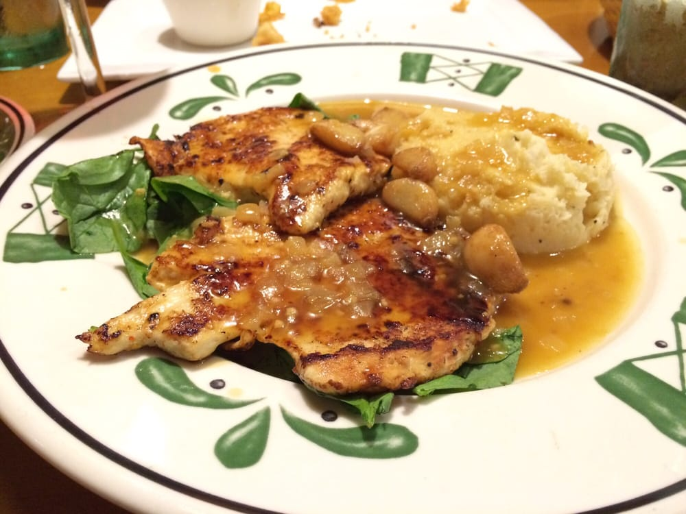 Garlic In Case You Couldn 39 T Tell Rosemary Chicken And Mashed Potatoes Under 600 Calories It