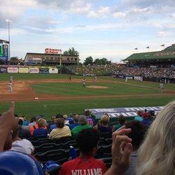 Four Winds Field 34 Photos 14 Reviews Stadiums