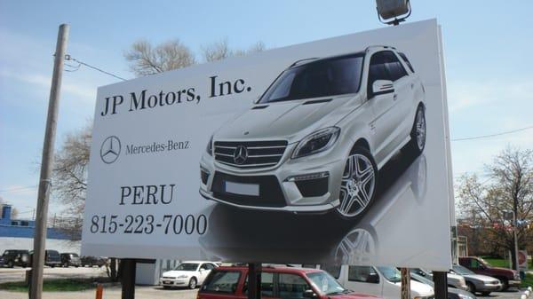 Jp Motors Peru Il >> J P Chevrolet Nissan 3675 Frontage Rd Peru Il Electric Charging