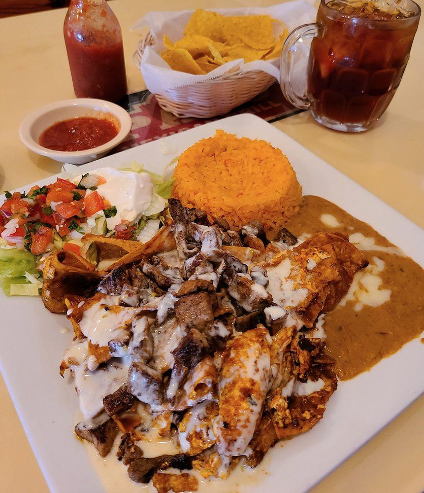 El Paso Mexican Grill: 929 Hwy 98 W, Columbia, MS