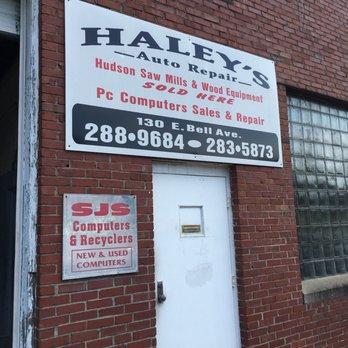 Haley's Auto - Auto Repair - 130 E Bell Ave, Clarksville, IN