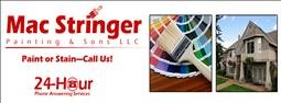 Mac Stringer Painting & Sons: 3857 State Rte 104, Williamson, NY