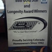 Perfect Bryan, Tom And Photo Of Roof Brokers   Aurora, CO, United States. BBB  Accreditation And Longevity