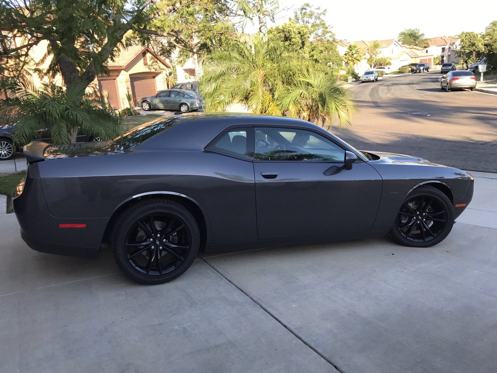 2017 Dodge Challenger R/T. Thank you Dan, Coffe and Jim. - Yelp