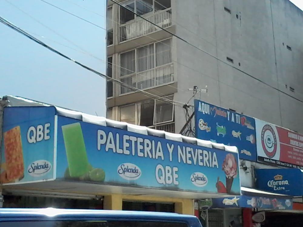 Fotos De Qbe Paleteria Y Neveria Yelp