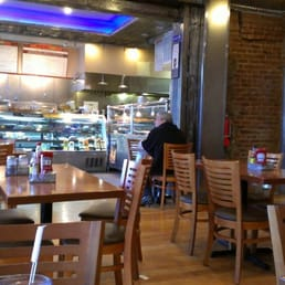 Deli cafe american traditional 5416 2nd ave sunset for Kitchen cabinets 2nd ave brooklyn