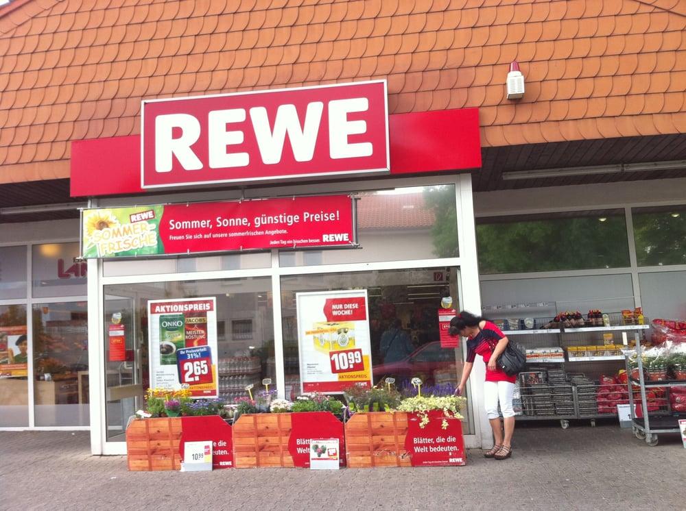 REWE - Supermarkt & Lebensmittel - Elsener Str. 20, Paderborn ...