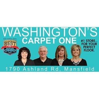 Washington's Carpet One Floor & Home: 1790 Ashland Rd, Mansfield, OH
