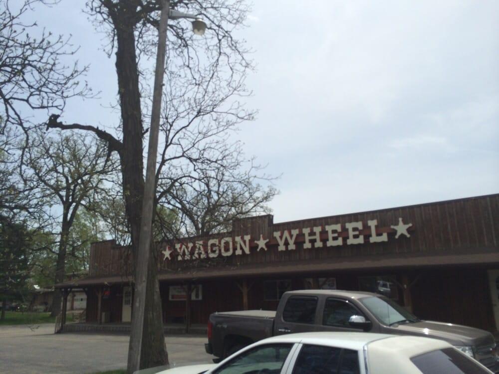 Wagon Wheel: 1711 W 4th St, Sterling, IL