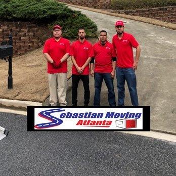 Sebastian Moving Atlanta: 149 Privet Cir, Suwanee, GA