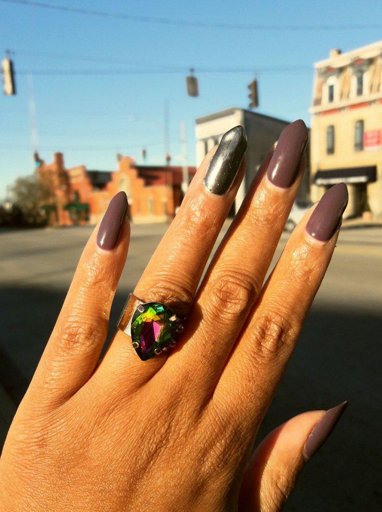 Ambiance Nail Salon & Spa III - Rookwood: 3831 Edwards Rd, Cincinnati, OH