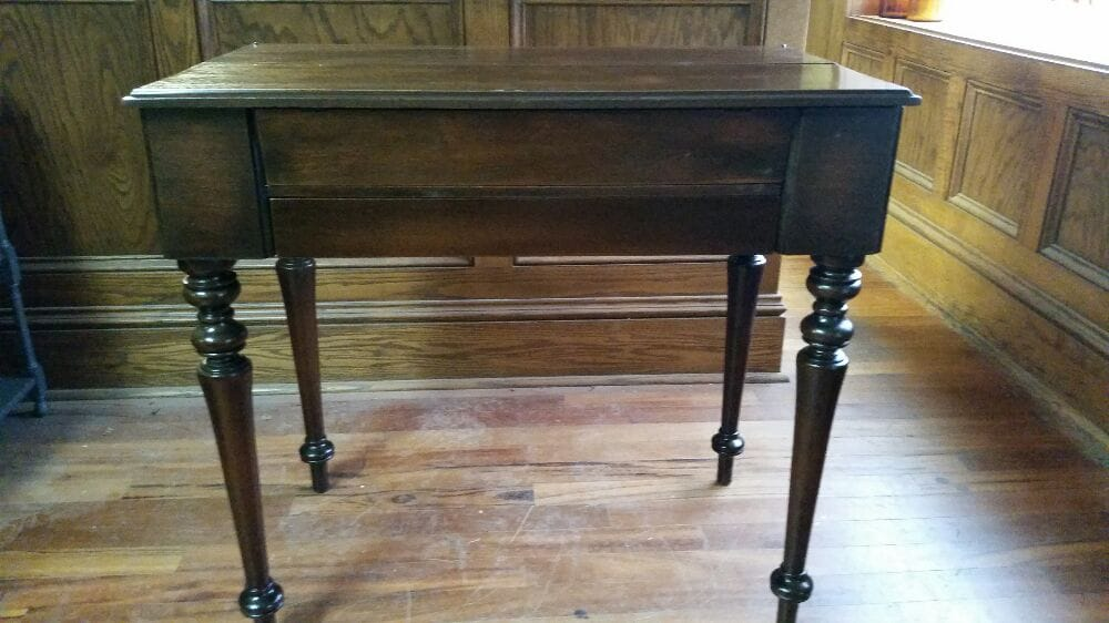 Photo of Gilded Age - Joliet, IL, United States. Spinet desk - Spinet Desk - Yelp