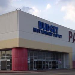 Photo Of Budget Restaurant Supply Houston Tx United States Entrance Is