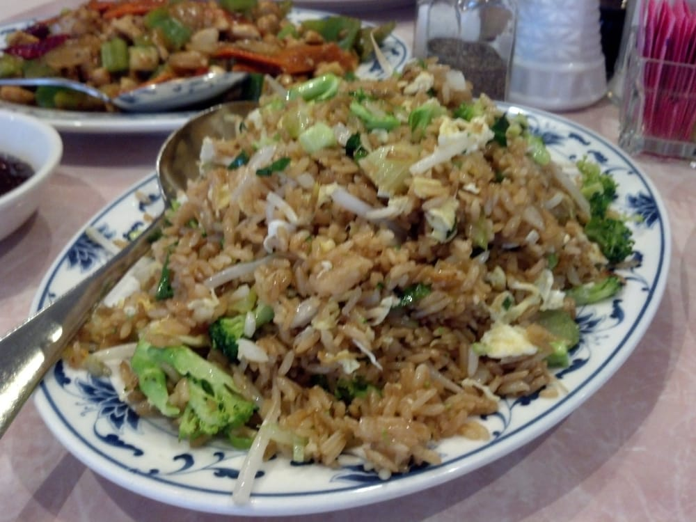 Vegetable Fried Rice Yelp