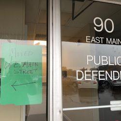 Greene County public defender - Lawyers - 90 E Main St