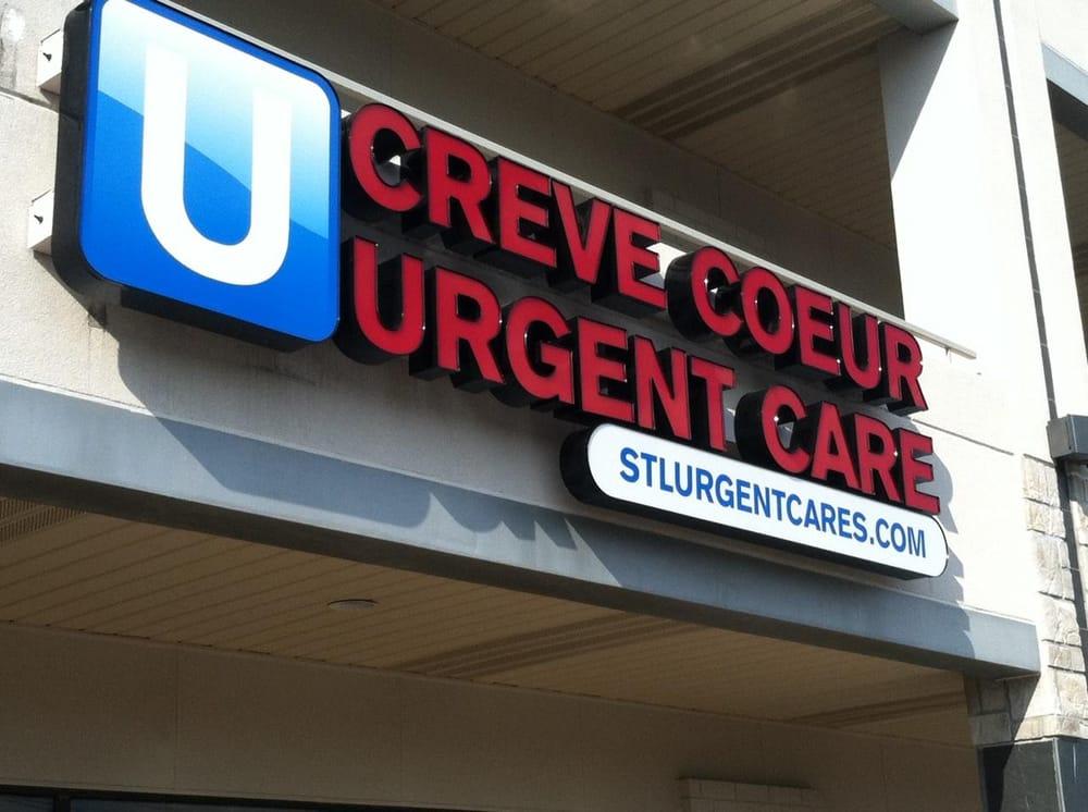 Creve Coeur Urgent Care: 13035 Olive Blvd, Creve Coeur, MO
