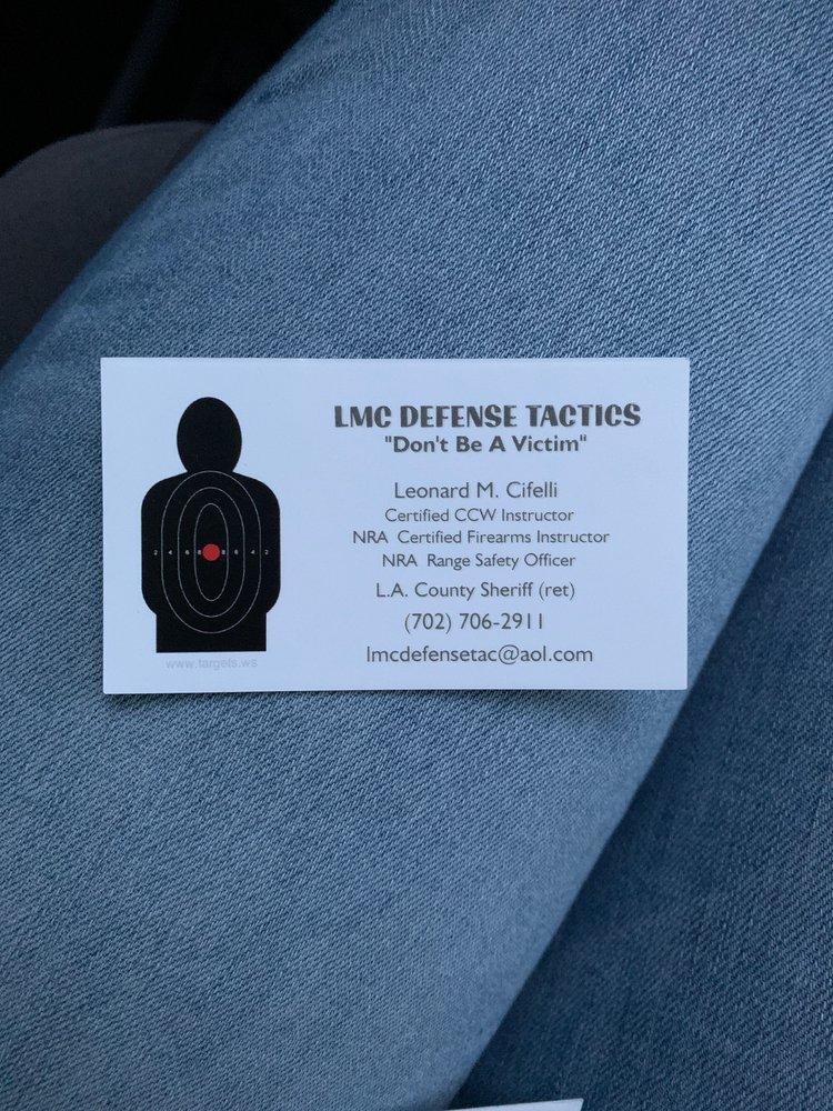 LMC Defense Tactics: Las Vegas, NV