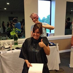 Photo Of Ginas Spa Hair Studio Medi Waterloo On