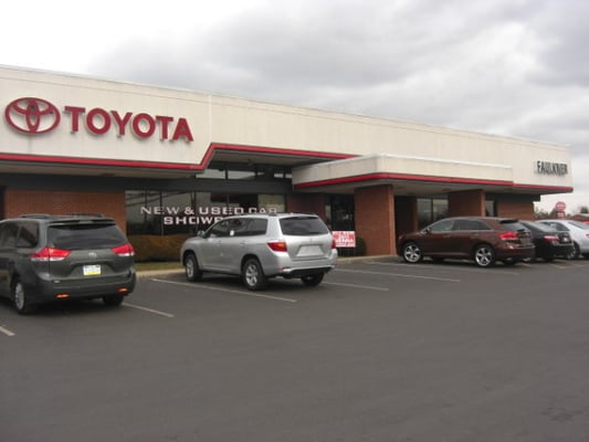 Faulkner Toyota Trevose >> Faulkner Toyota Trevose 2425 Lincoln Hwy Feasterville