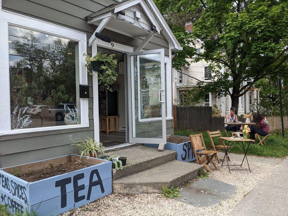 Social Spots from The Ridge Tea & Spice Shop
