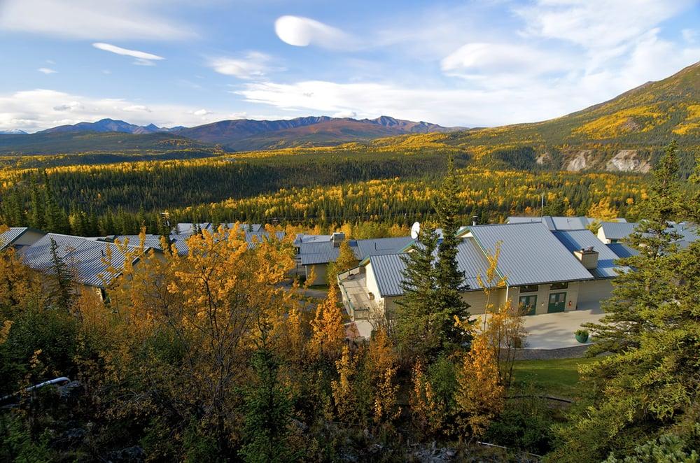 Image Result For Hotels Near Denali National Park Ak