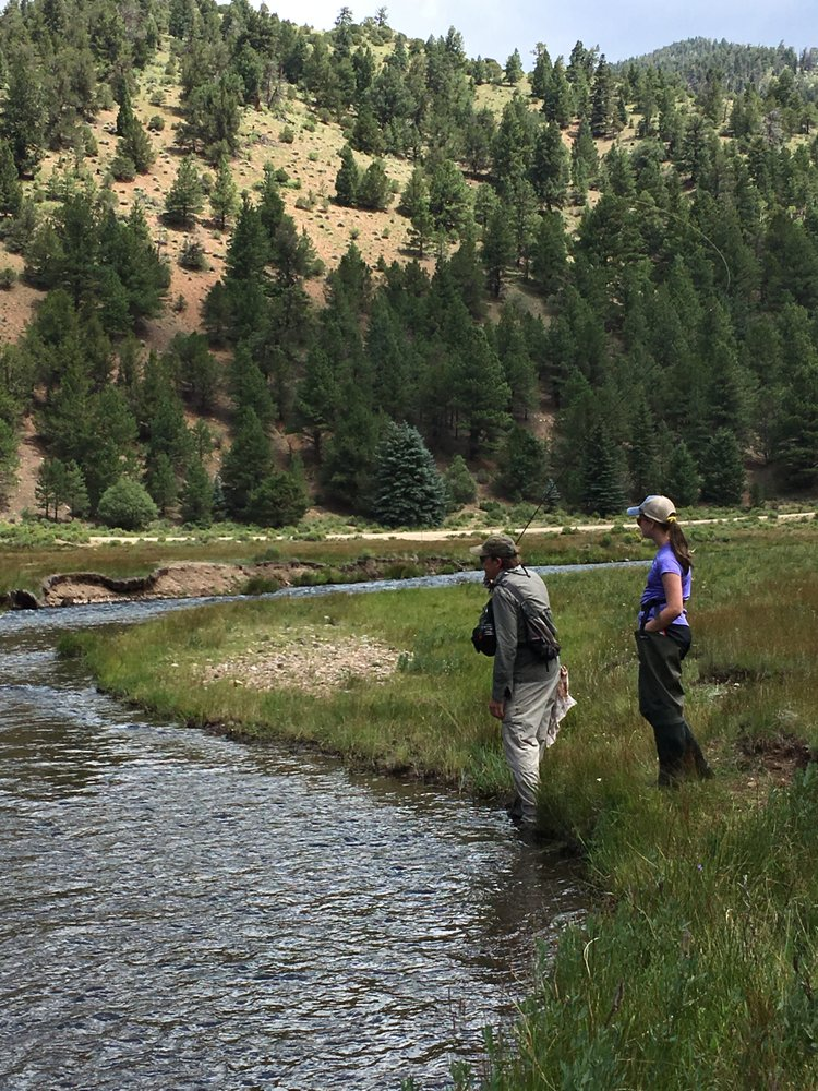 Blue Yonder Fly Fishing: El Prado, NM