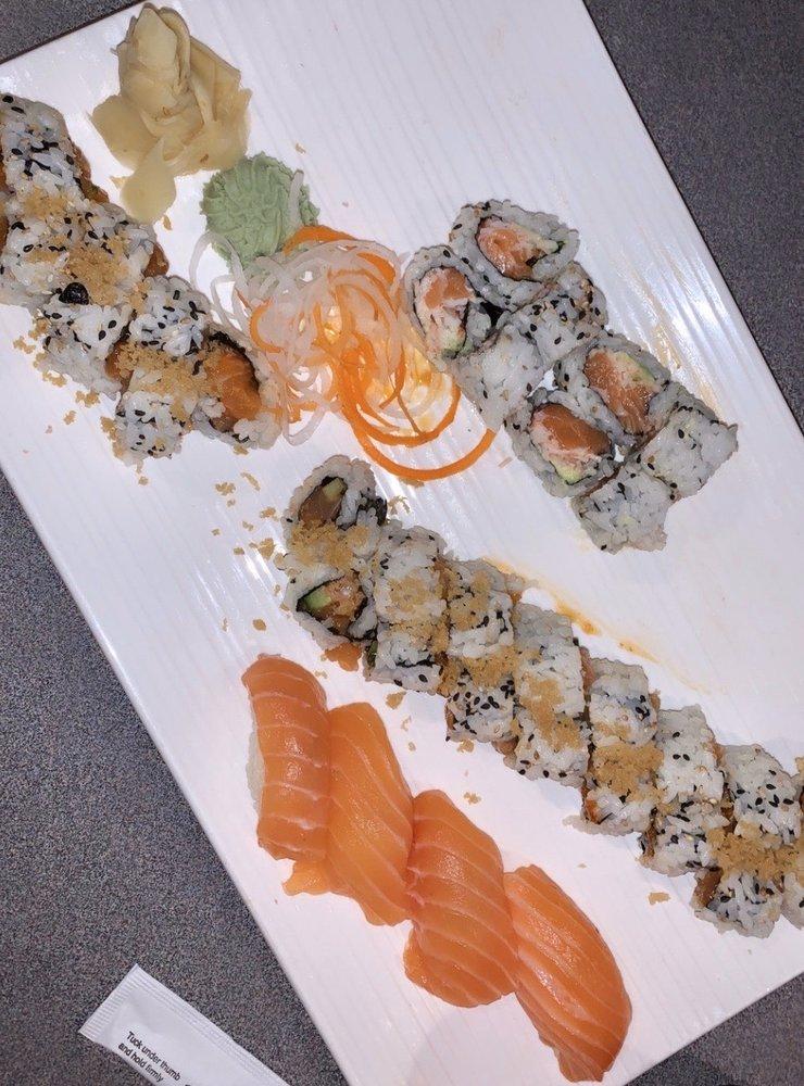Asabi Bistro Sushi Bar & Grill: 1325 Lake St Louis Blvd, Lake St Louis, MO