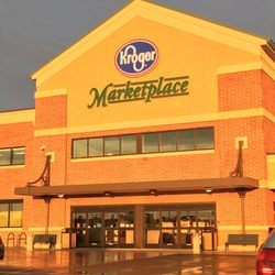 Photo Of Kroger Marketplace   Perrysburg, OH, United States. Front Of Store  On