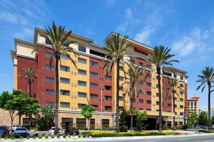 Sheraton Garden Grove Anaheim South Hotel 158 Photos