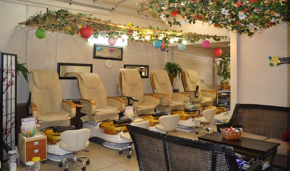 Lv Nail And Spa Salon: 706 E 32nd St, Yuma, AZ