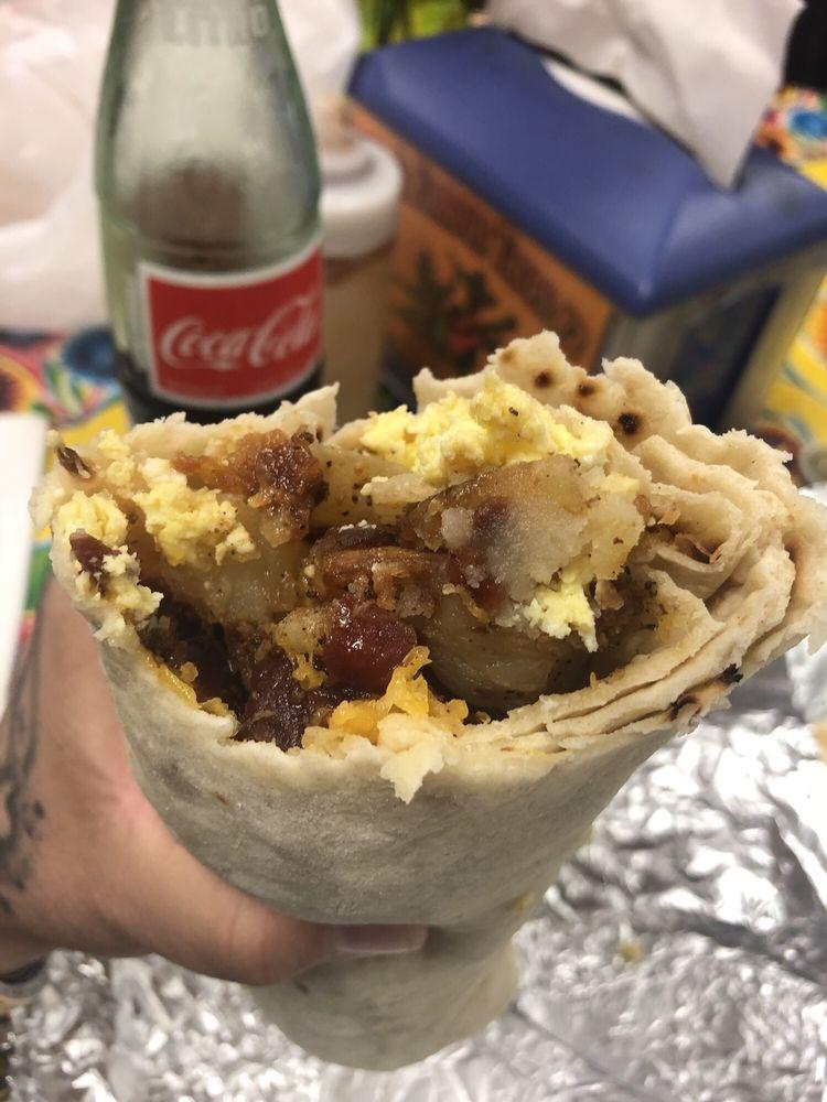 Rita's Famous Tacos: 3106 Junction Hwy, Ingram, TX