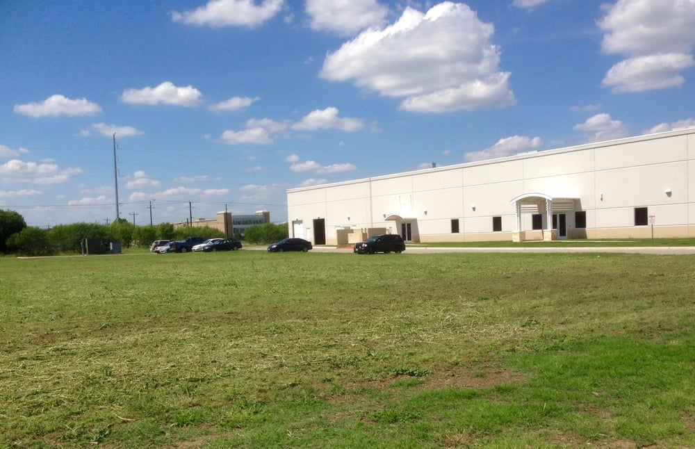A large field after being serviced yelp for Commercial landscape maintenance