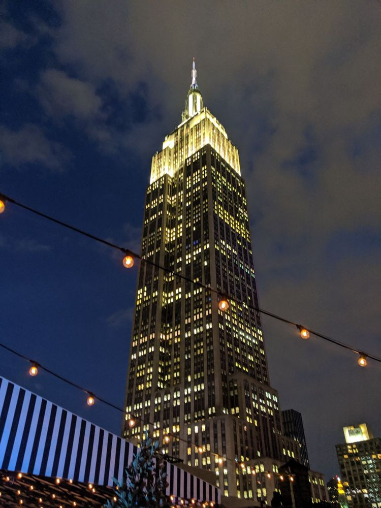 The Lookup Rooftop: 45 W 35th St, New York, NY