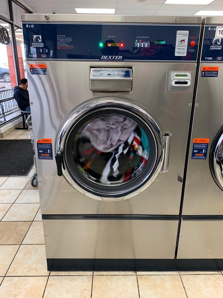 Wash Tub Laundromat: 3140 Cerrillos Rd, Santa Fe, NM