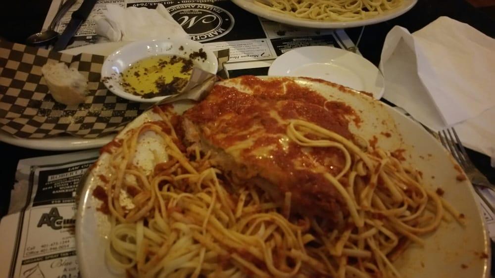Marchetti S Restaurant Cranston