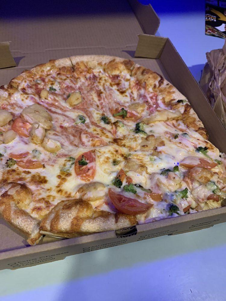 Pizza Chef: 107 E Main St, Bradford, NH